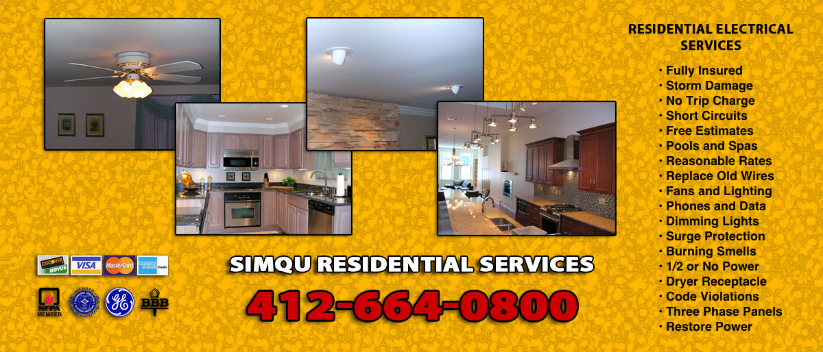 Simqu Electric Residential Services