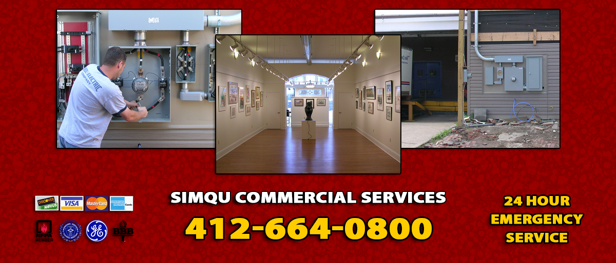 Simqu Electric - Commercial Services